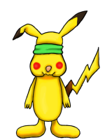 A random hare